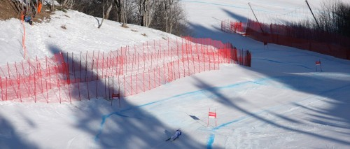 The Kandahar World Cup Downhill