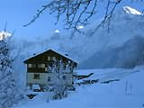 Ski directly onto the pistes of Chamonix Les Houches from the chalet