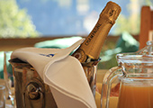 We can arrange Champagne breakfast if you wish to celebrate...